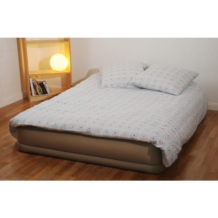 matelas lectrique gonflable 2 personnes intex mid rise. Black Bedroom Furniture Sets. Home Design Ideas