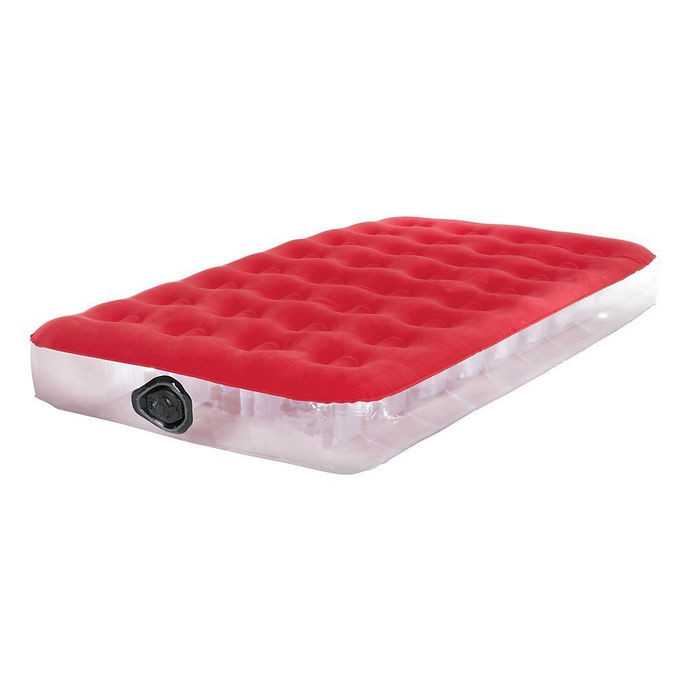 Matelas Gonflable Lectrique Aerobed Sleepover Avec Sac Dos Raviday Matelas