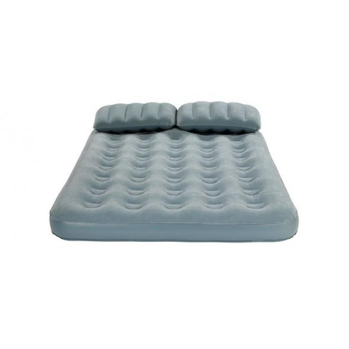 Matelas gonflable avec oreillers 2 places Campingaz Smart