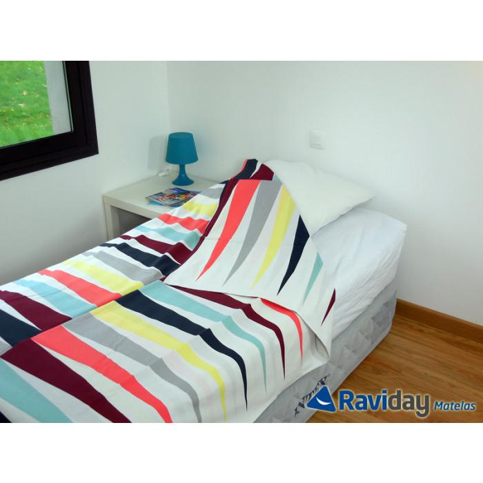 Matelas Gonflable Lectrique 1 Place Intex Supreme Bed Fiber Tech Achat Sur Raviday Matelas
