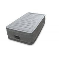 Matelas gonflable électrique Comfort Plush Intex 1 personne