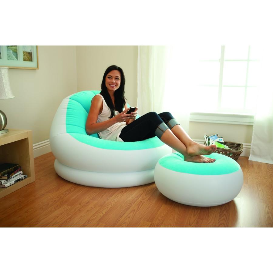 fauteuil gonflable intex. Black Bedroom Furniture Sets. Home Design Ideas