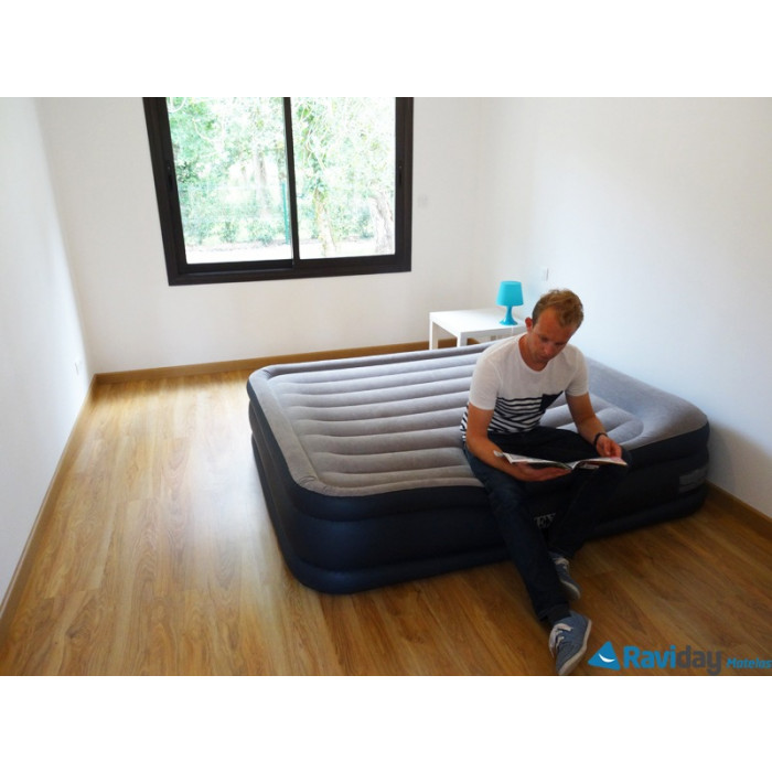 Test Intex Rest Bed Deluxe