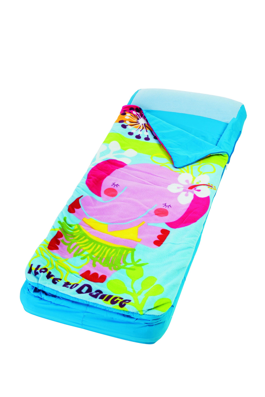 Combicouette matelas gonflable et une couette int gr e - Sac de couchage fille avec matelas integre ...