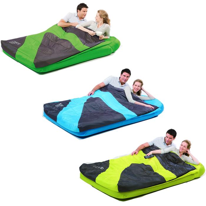 matelas sac de couchage int gr 2 personnes bestway ep raviday matelas. Black Bedroom Furniture Sets. Home Design Ideas