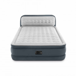 Matelas gonflable Intex Ultra plush Headboard 2 places