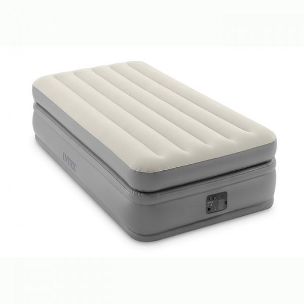 Lit gonflable Intex Prime Comfort Fiber-Tech vu de côté