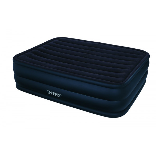 Lit gonflable Intex Raised Downy Bed 2 personnes