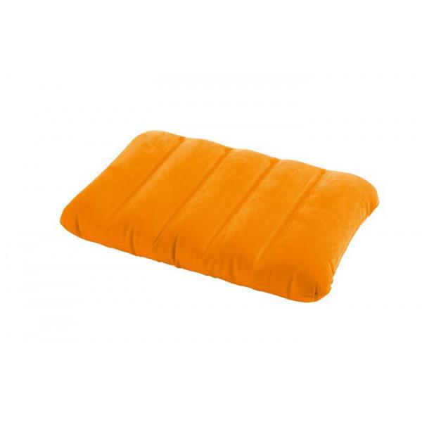 Coussin de voyage gonflable Intex Orange
