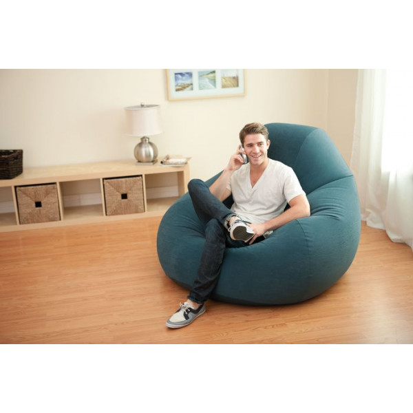 pouf-gonflable-deluxe-beanless-bag-chair-vert-sarcelle-intex-68583NP-1