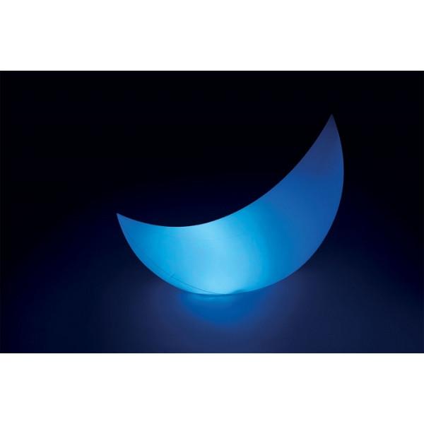 Mobilier gonflable lumineux Intex Croissant de Lune