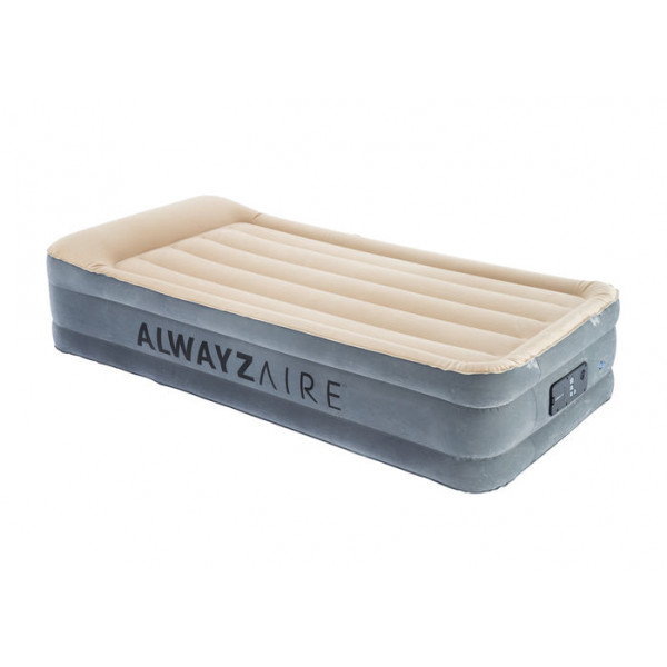 matelas gonflable bestway alwayzaire 1 place. Black Bedroom Furniture Sets. Home Design Ideas