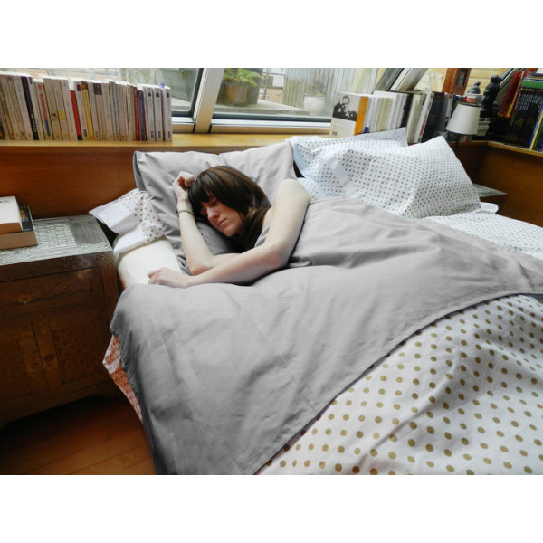 Prêt-à-dormir 1 personne NighTbag Premium 85 x 220 cm