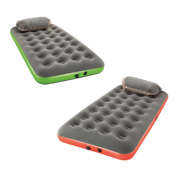 Matelas gonflable Roll & Relax Bestway 1 personne