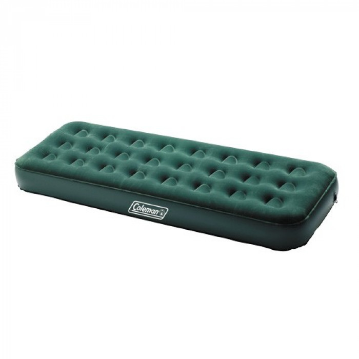 Matelas gonflable hypoallerg nique 1 place coleman comfort bed simple - Matelas 1 place gonflable ...