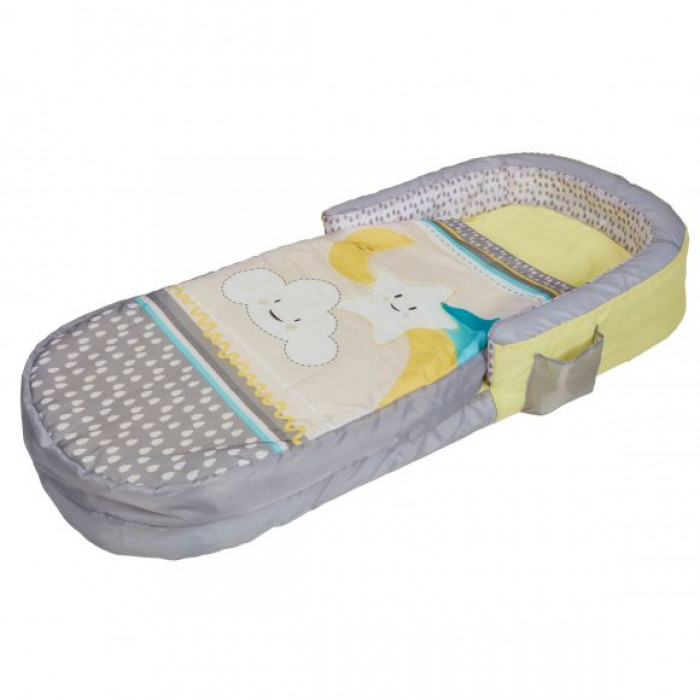 Matelas gonflable enfant My First Readybed Stars and Clouds