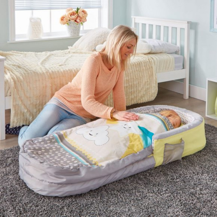 matelas gonflable my first
