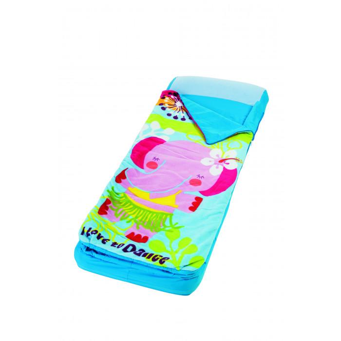 Combicouette: matelas gonflable et une couette intégrée pour enfant - EP