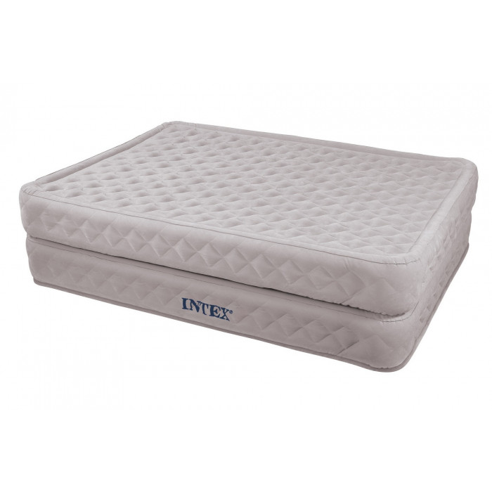 Lit gonflable intex supr me bed 2 personnes lit d - Lit gonflable intex ...