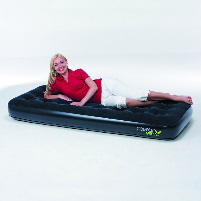 matelas gonflable cologique bestway 1 personne. Black Bedroom Furniture Sets. Home Design Ideas