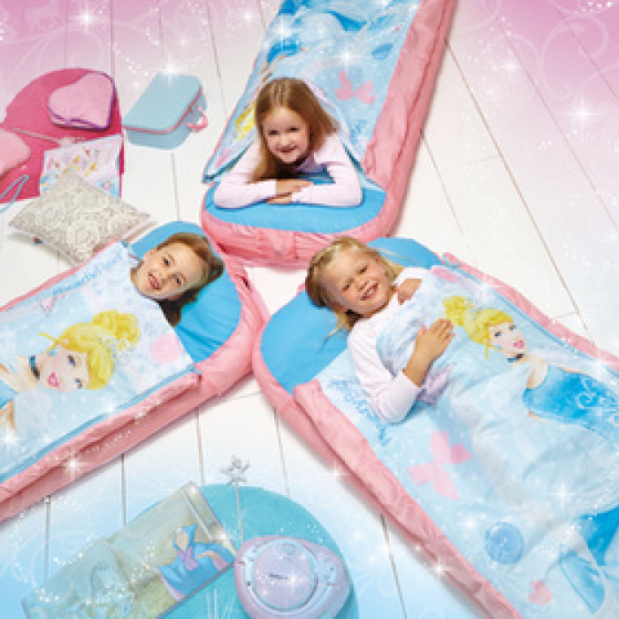 matelas gonflable junior 3 6 ans readybed princesses. Black Bedroom Furniture Sets. Home Design Ideas