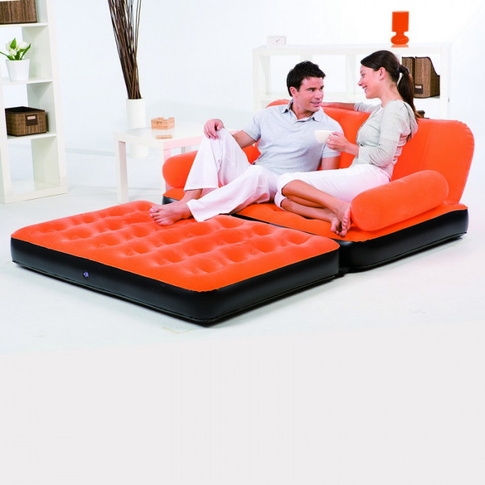 Canap gonflable convertible bestway - Canape lit gonflable ...