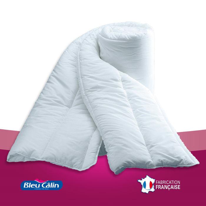 couette anti transpiration bleu calin sp cial t. Black Bedroom Furniture Sets. Home Design Ideas