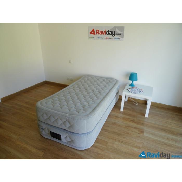 Lit D'Appoint Gonflable Intex Suprême Bed 1 Personne