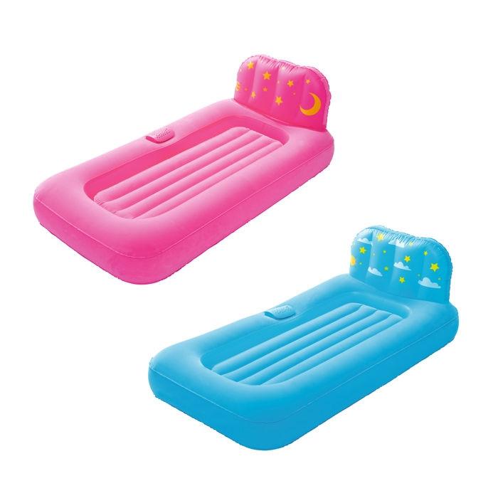 lit gonflable enfant bestway avec diffuseur dimages - Lit D Appoint Enfant