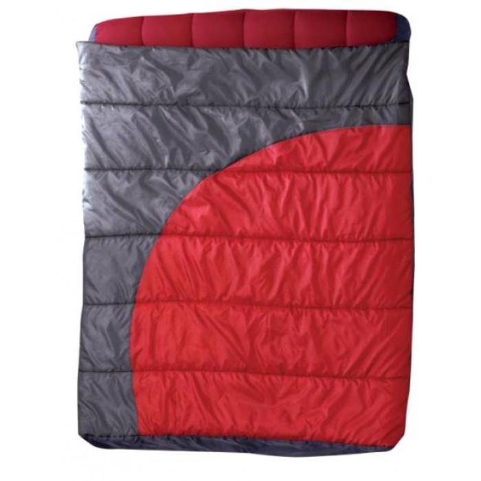 matelas gonflable avec sac de couchage int gr 2 personnes. Black Bedroom Furniture Sets. Home Design Ideas