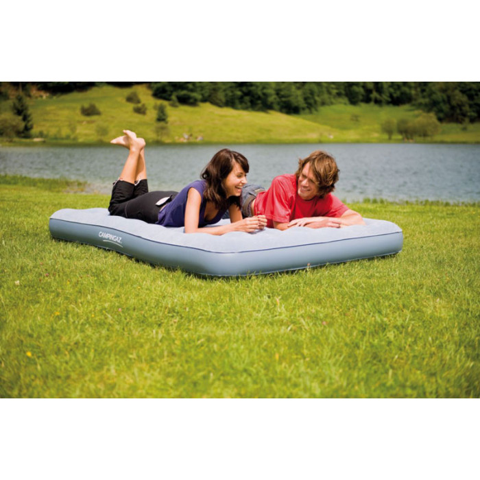 Matelas gonflable campingaz quickbed 2 personnes - Matelas gonflable airbed ...