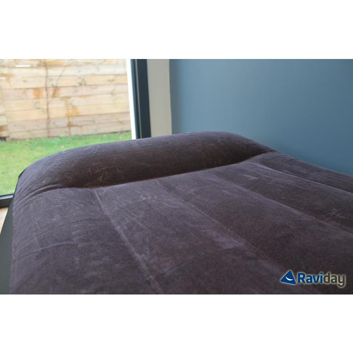 Matelas Gonflable Intex Rest Bed Fiber Tech 1 Place