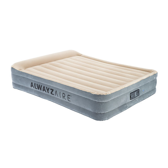 matelas gonflable lectrique bestway alwayzaire 2 personnes raviday matelas. Black Bedroom Furniture Sets. Home Design Ideas