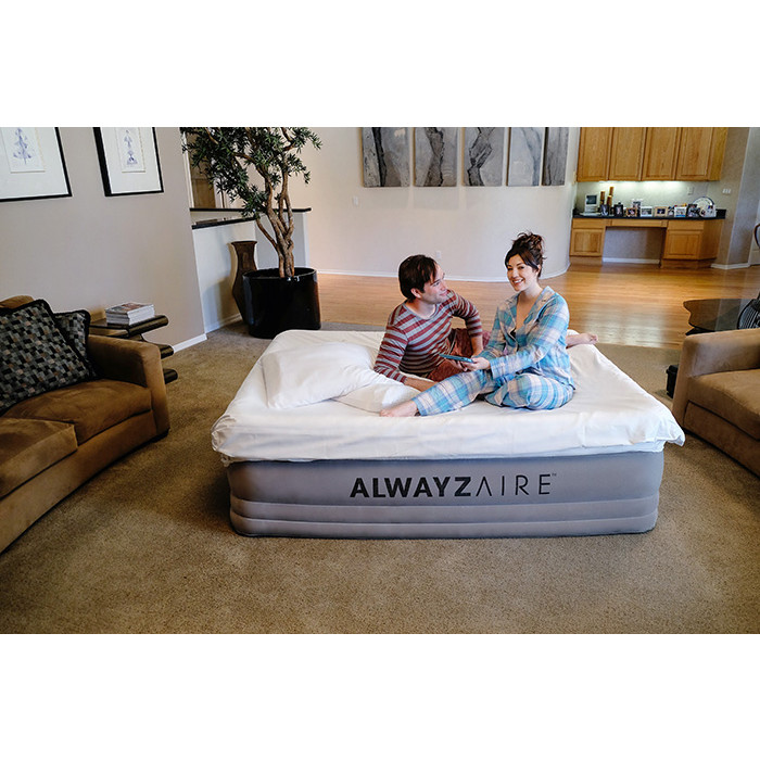 Matelas Gonflable Bestway Nightrest Alwayzaire 2 Places