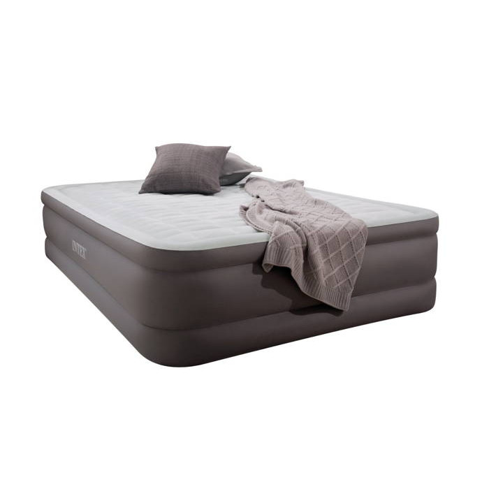 intex premaire 2 personnes matelas gonflable lectrique. Black Bedroom Furniture Sets. Home Design Ideas