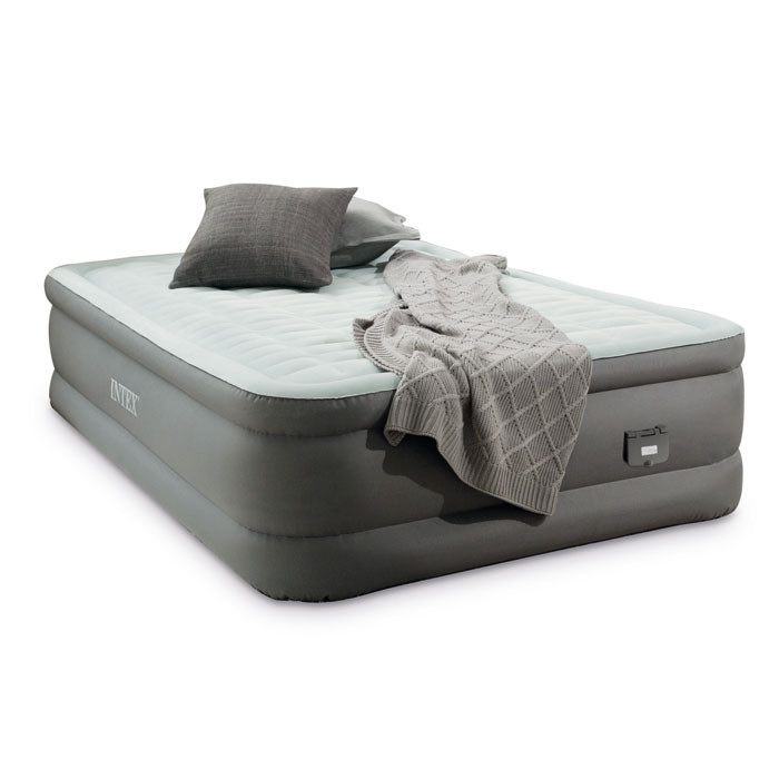 Matelas lit gonflable intex premaire 1 place xl - Lit gonflable intex ...