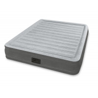 Matelas électrique gonflable 2 places Intex Grand Confort
