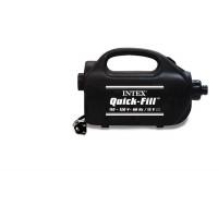 Gonfleur éléctrique compresseur 12 & 220 Volts Intex