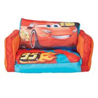 Canapé-lit gonflable enfants Disney Cars