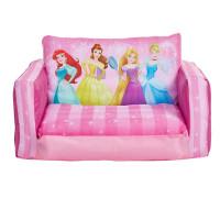 Canapé-lit gonflable enfants Disney Princesses