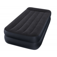 Matelas gonflable électrique 1 place Intex Rest Bed Fiber-Tech