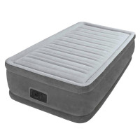 Matelas gonflable Intex Comfort Plush Fiber-Tech 1 place