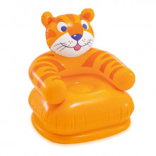 Fauteuil gonflable enfant Intex Happy Animal-Tigre