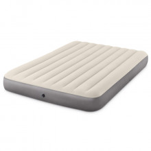 Matelas gonflable Intex Downy Fiber-Tech 2 personnes XL