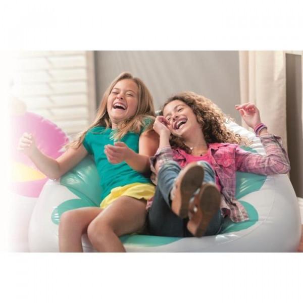 Pouf gonflable Intex pour enfants