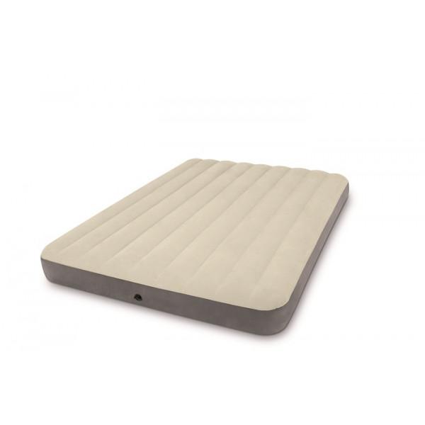 matelas gonflable intex downy fiber tech 2 places xl blanc raviday matelas. Black Bedroom Furniture Sets. Home Design Ideas