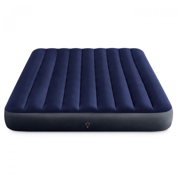 Matelas gonflable Intex Downy Classic FT 2 places