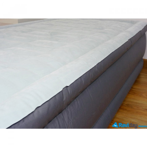 matelas lit gonflable intex premaire 1 place xl. Black Bedroom Furniture Sets. Home Design Ideas