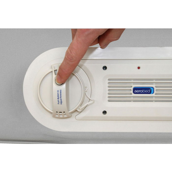 Aerobed comfort superior raised king matelas gonflable - Matelas gonflable avec pompe electrique integree ...