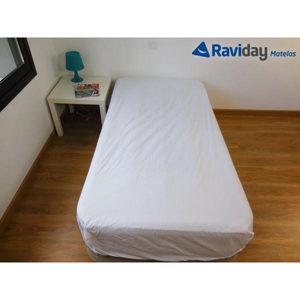 drap housse 90cm x 190cm pour matelas gonflable 1 place. Black Bedroom Furniture Sets. Home Design Ideas